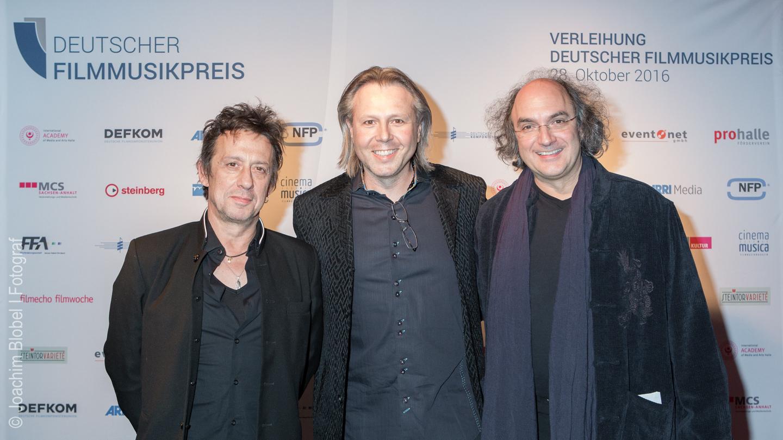 Eric Serra, Laurent Eyquem, Bernd Ruf