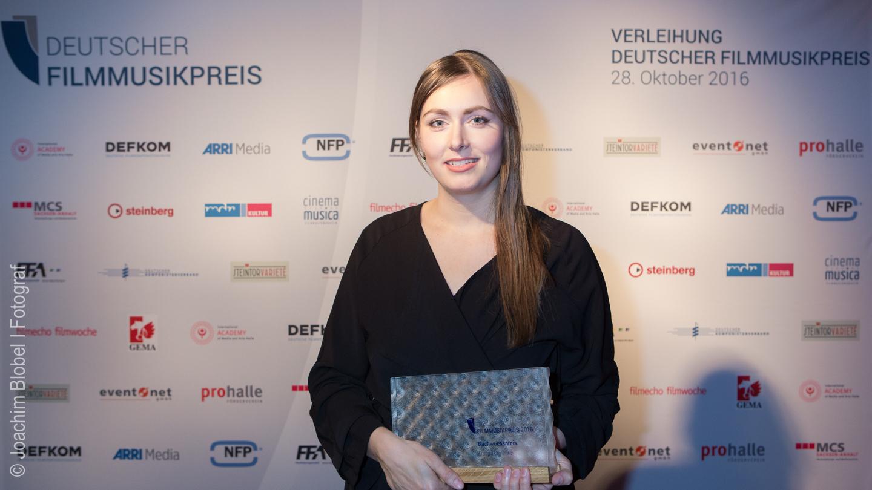 Franziska Henke (Nachwuchspreis 2016)