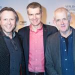 Laurent Eyquem, Mike Riemenschneider (IAMA), Stephen Warbeck
