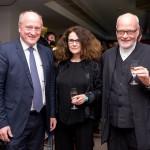 Peter Dinges, Gabriele Brunnenmeyer, Manfred Schmidt