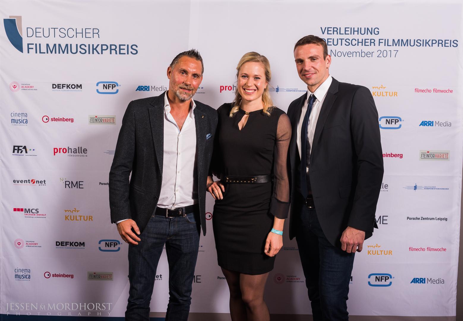 Andreas Wels, Julia Lier, Paul Biedermann