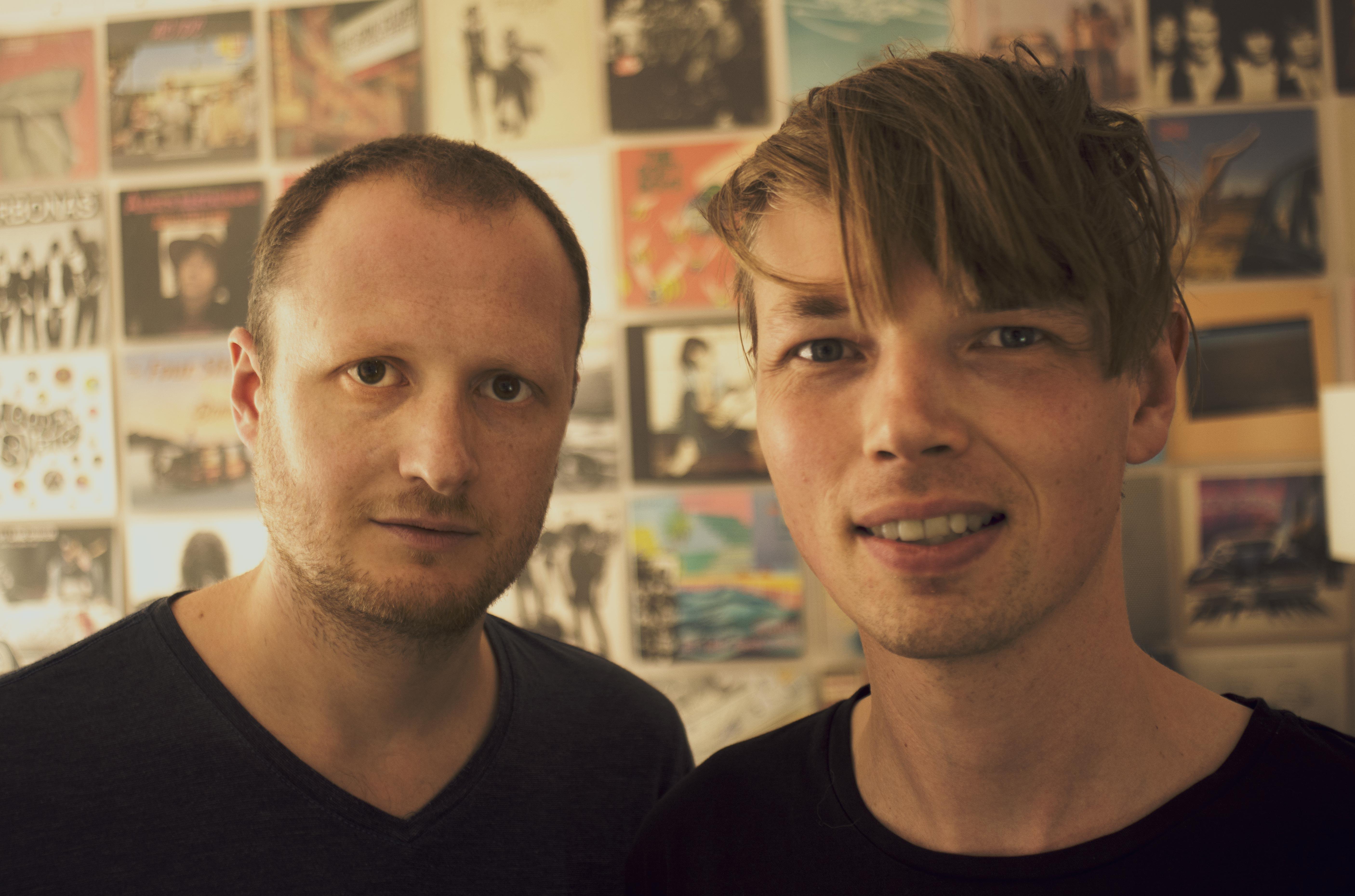 Olaf Taranczewski & Frank Zerban
